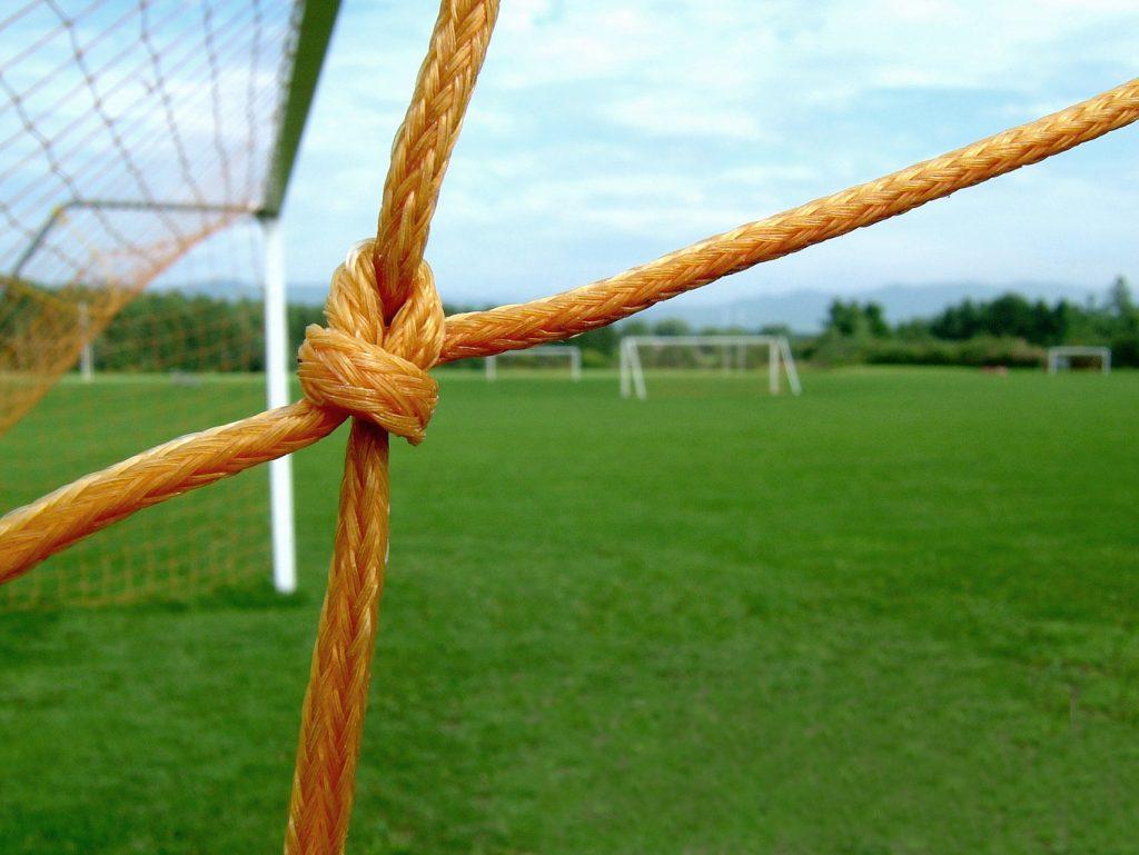soccer, genou, blessure, sport