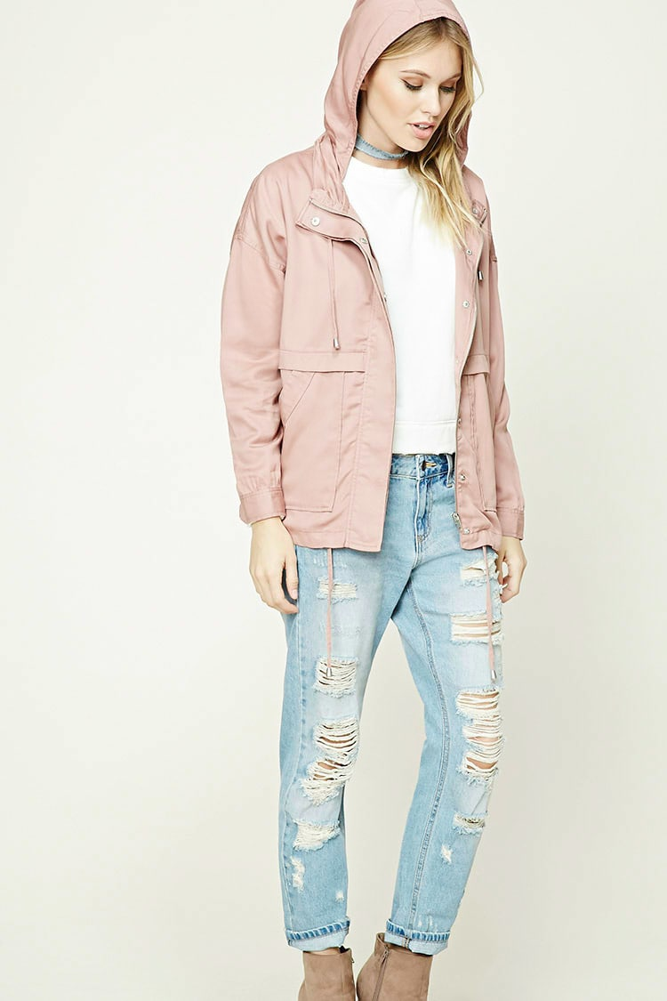 bomber, jacket, rose, pink, spring, printemps