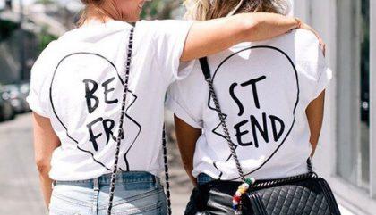 Hommage aux meilleures amies.