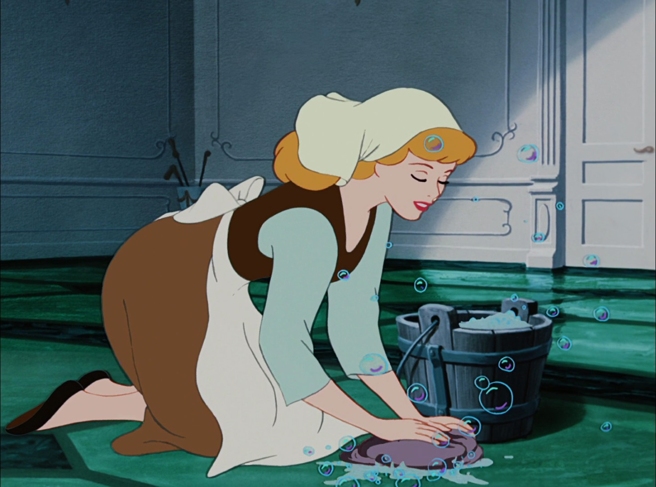 cendrillon menage