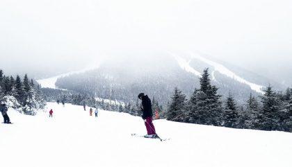 Faire du ski Lake Placid? Oh oui!