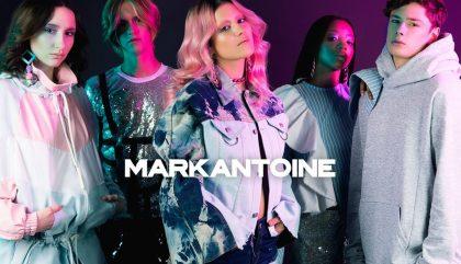 MARKANTOINE, designer, nouveau site web, mode, fashion, punk style, mode éclatée, article, blog le cahier, styliste