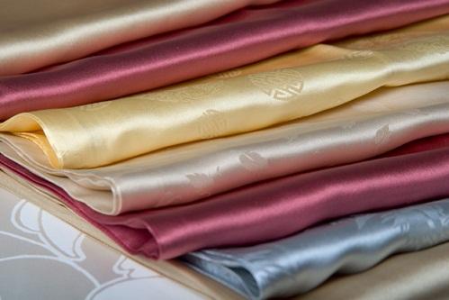 soie tissu