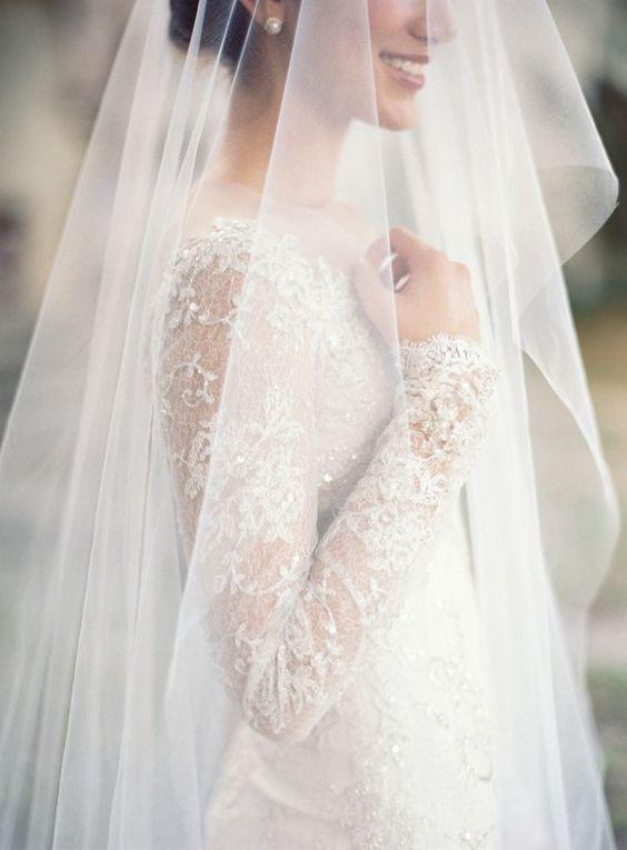 voile, veil, mariage, mariée, wedding