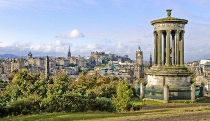 On remonte le temps: direction l'Écosse