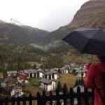 Au cœur des montagnes à Zermatt