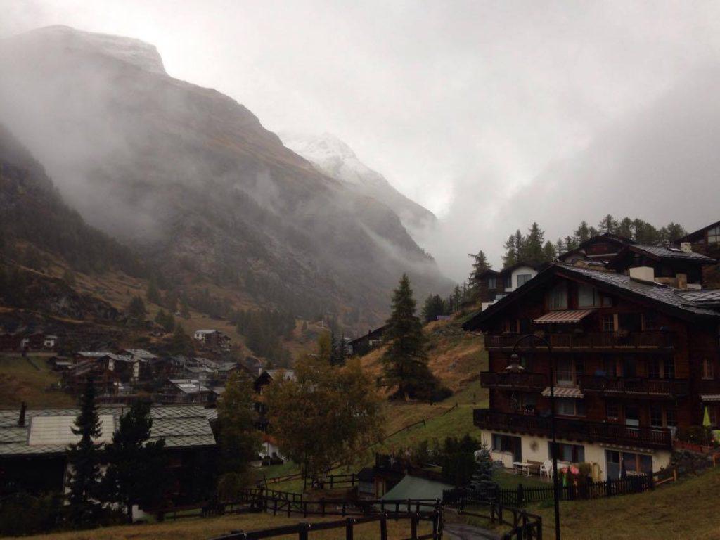 voyage suisse zermatt