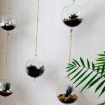Au fil de la mode version DÉCO : des terrariums DIY