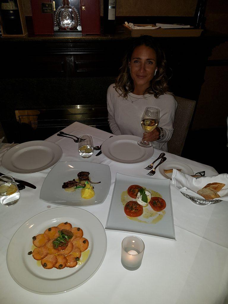 restaurant da vinci, montréal