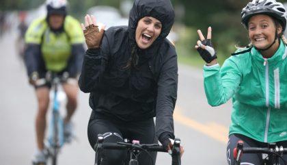 Un défi de taille, pour une bonne cause: le cyclo-défi Enbridge!