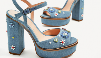 My Spring Favorites: Funky Summer Shoes