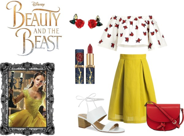 beauty and the beast inspiration