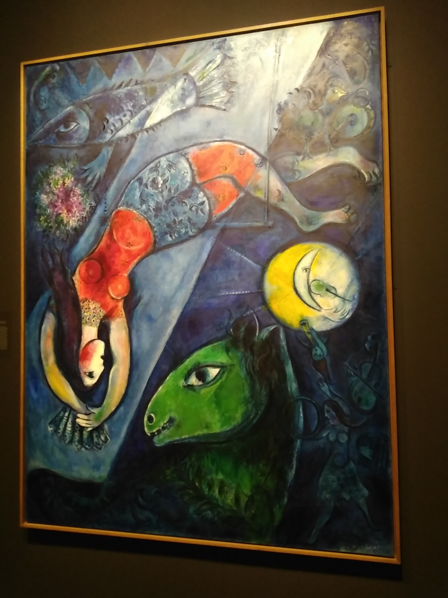expo, art, chagall