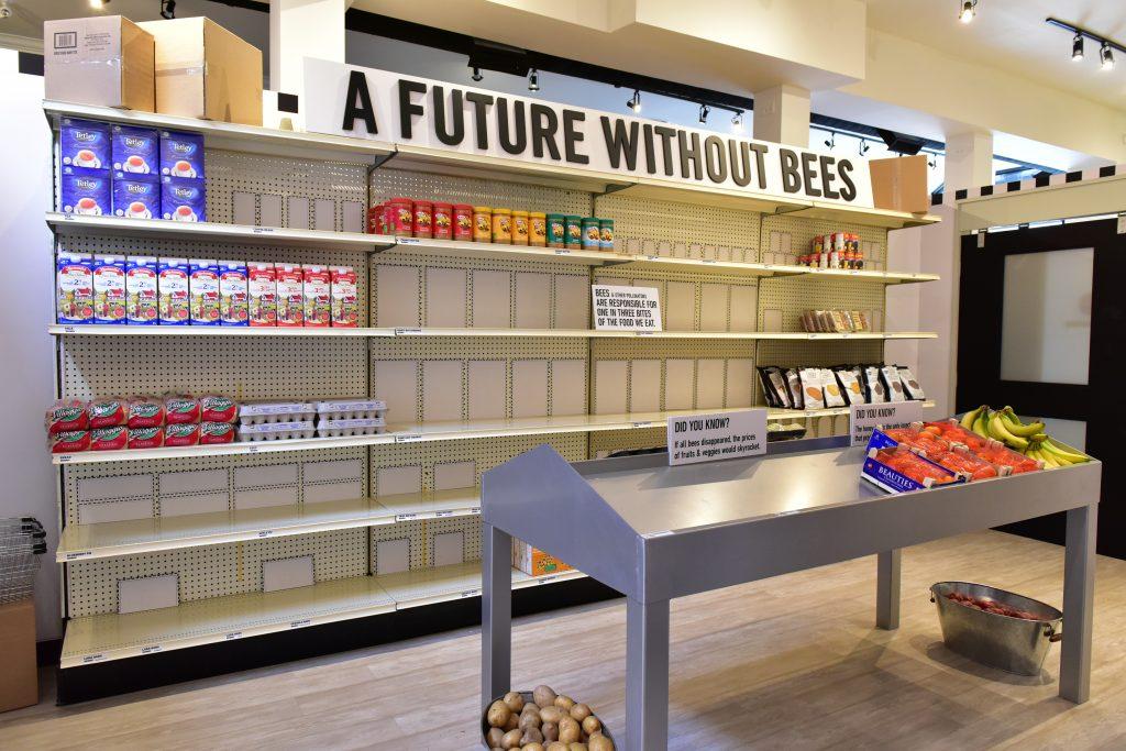 cheerios, ramenons les abeilles