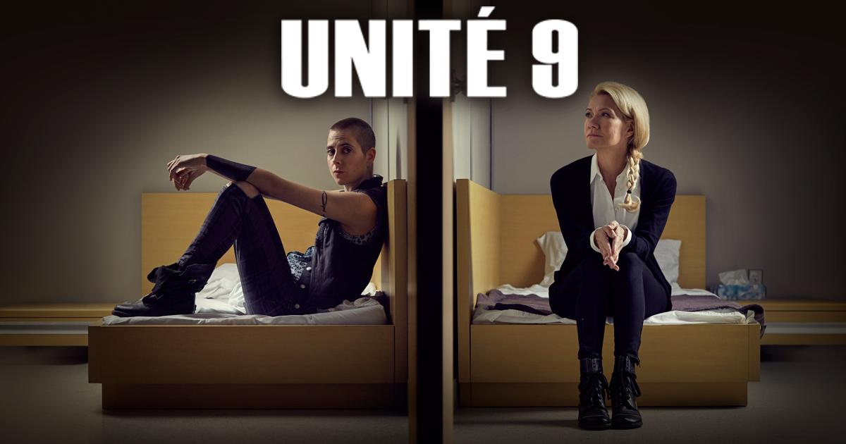 unité 9, série, quebec