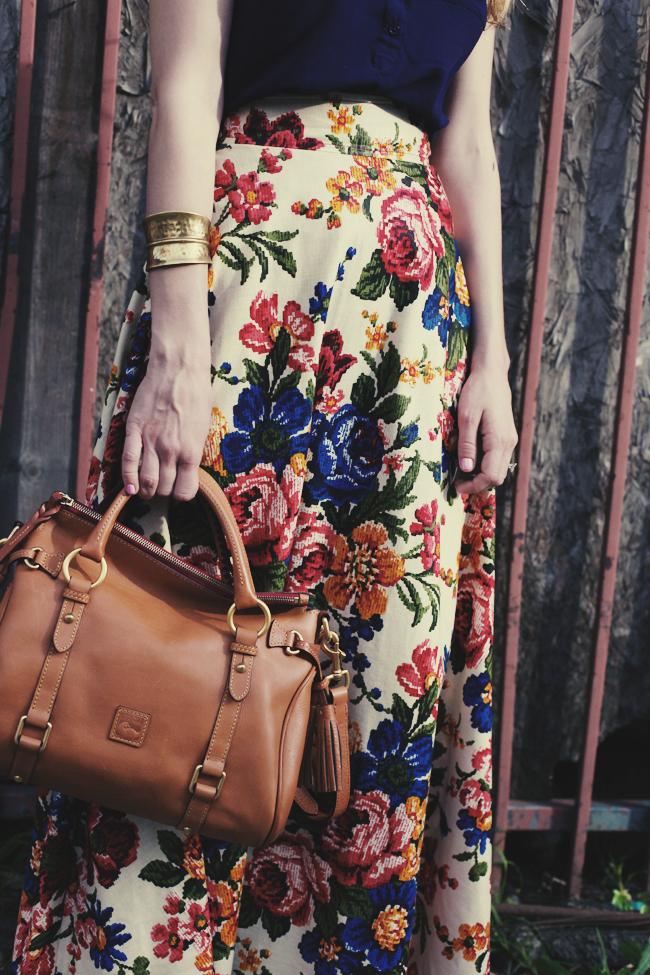 jupe-florale