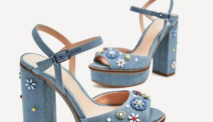 Coups de coeur: les souliers funky de l'été