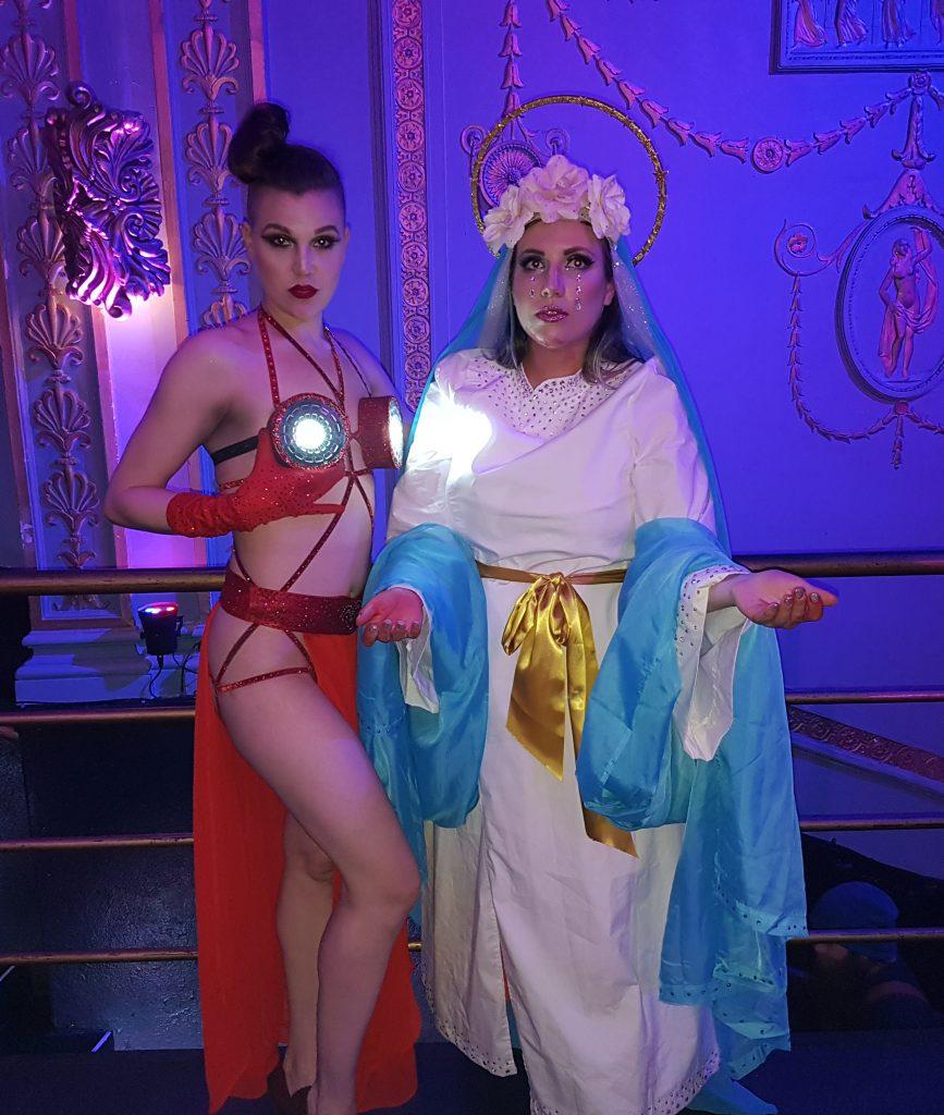 Bagel Burlesque Expo