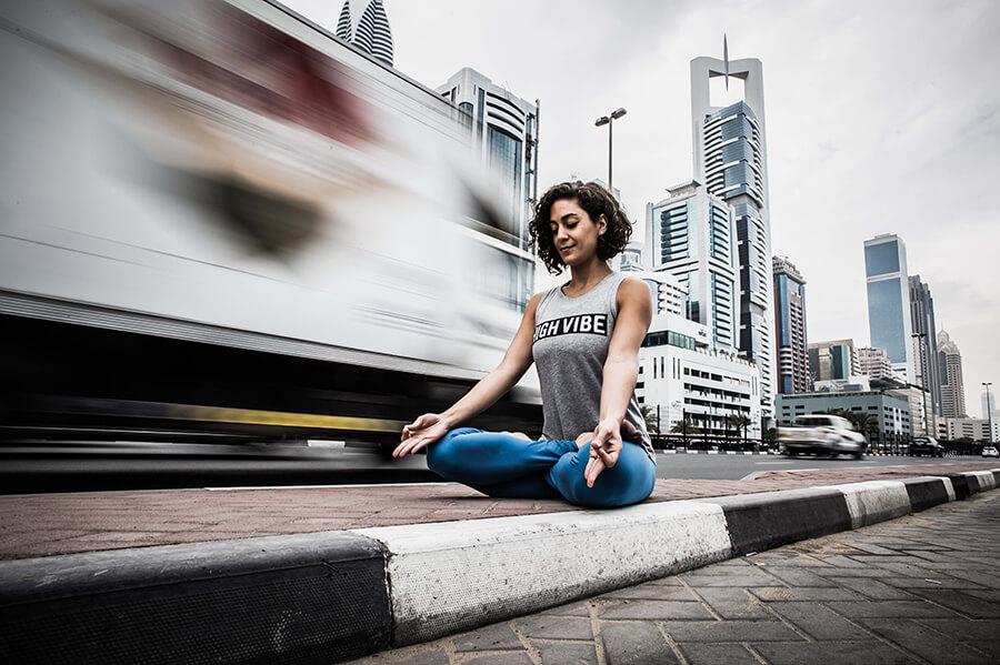 urban meditation