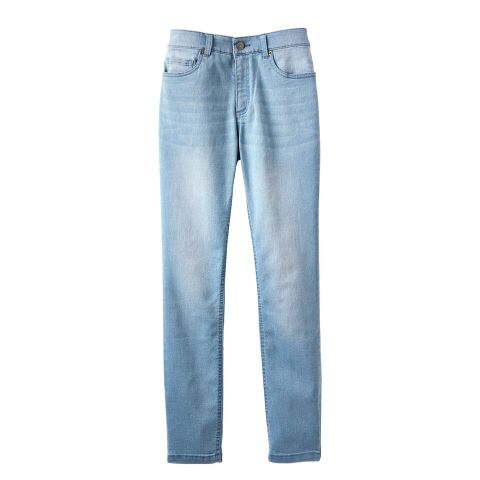light denim wash