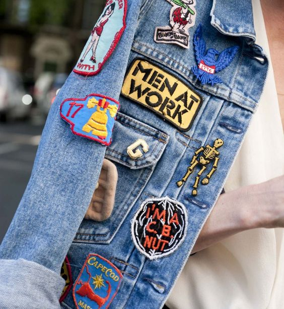 patches, mode