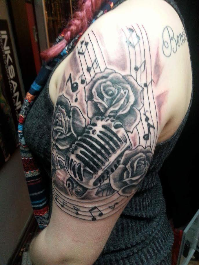 auto-mutilation, tattoo