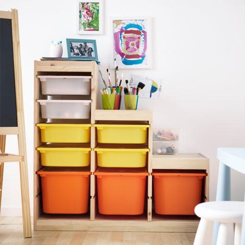 Rangement, Inspiration, Enfant, Design