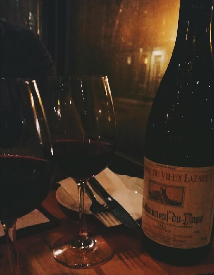 Vin, Date fail, Bar, Masson