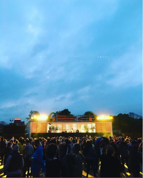 Festival, Dehors, Été, Montréal