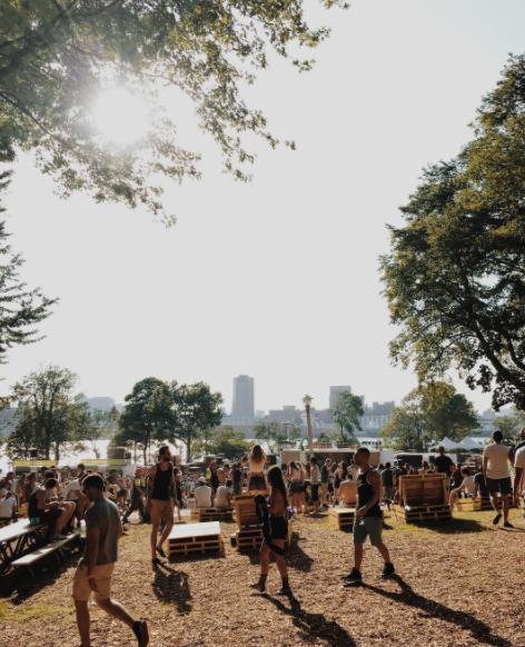 Prendre de l'air, Festival, Montréal, Été 2017