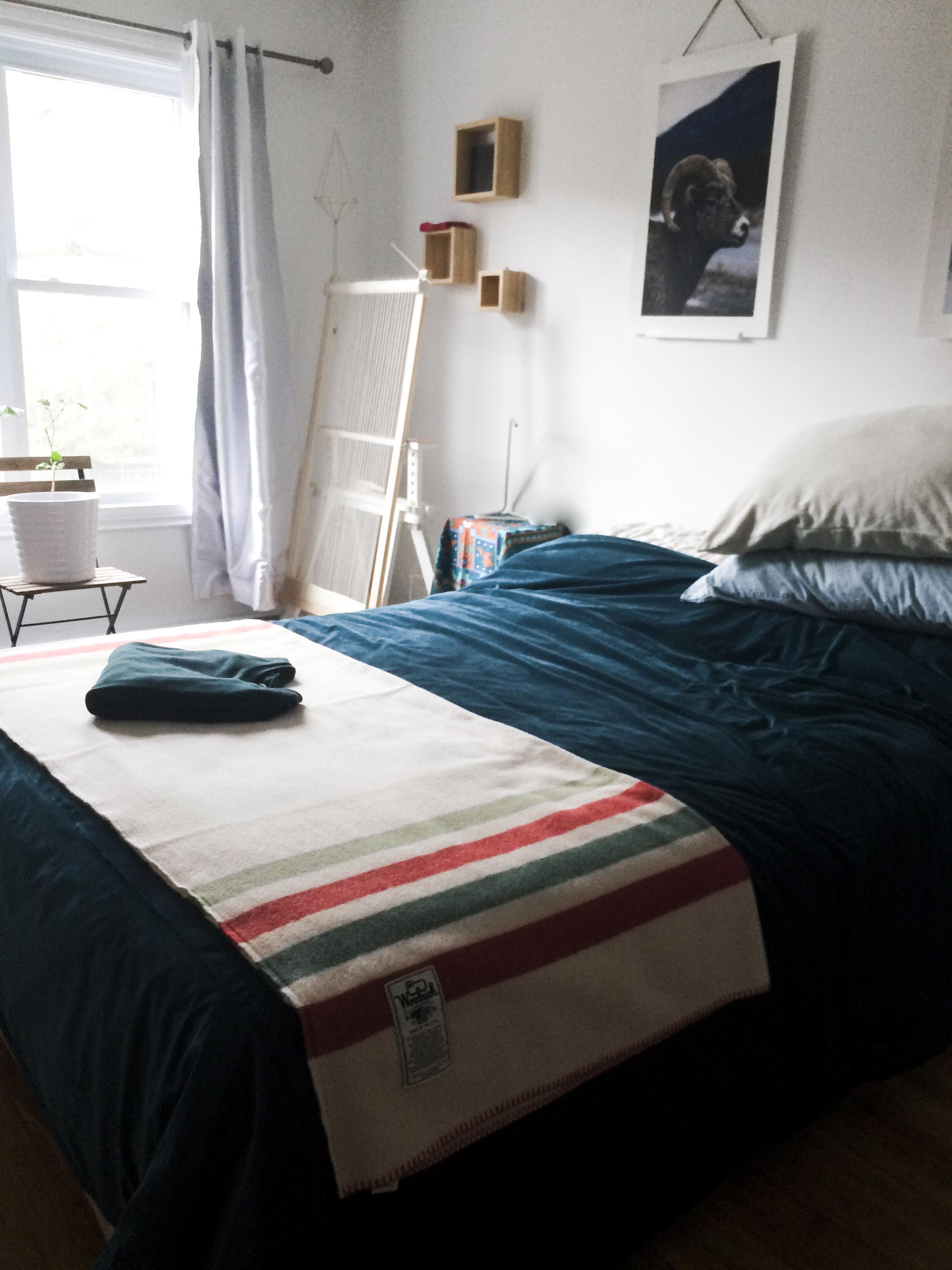 lit chambre maison endy