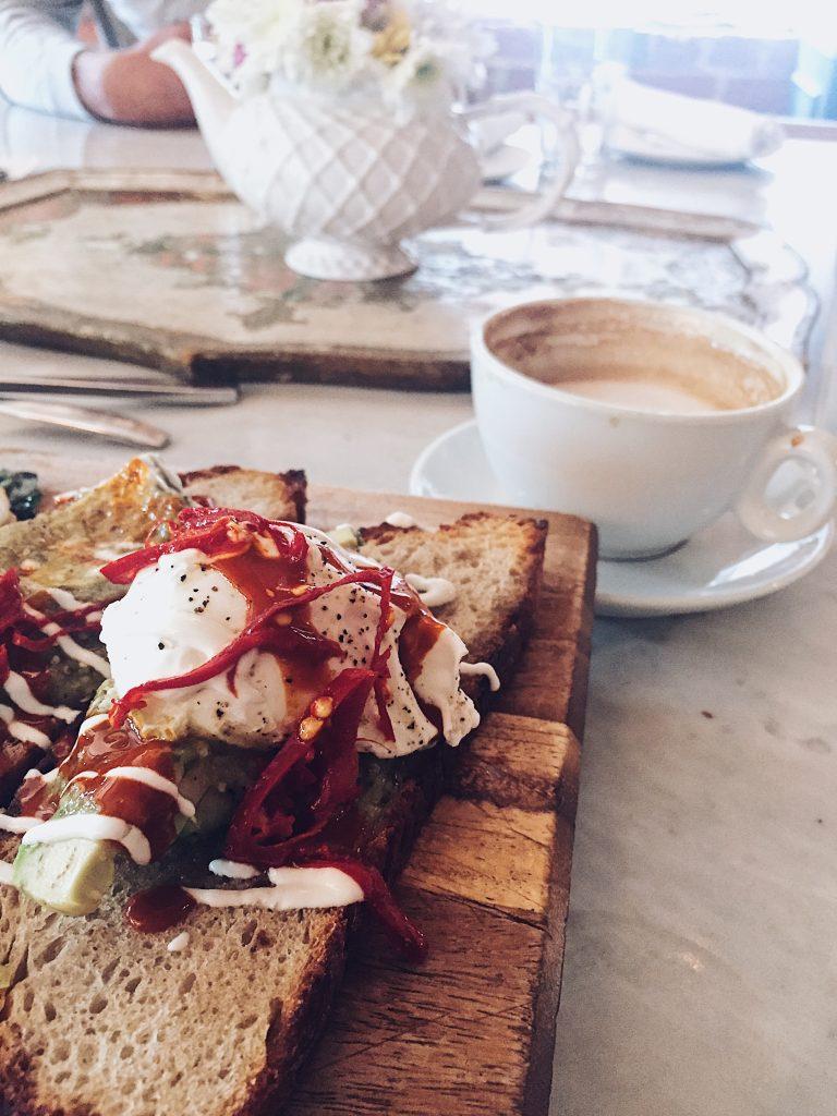 marben, toronto, avocado toast