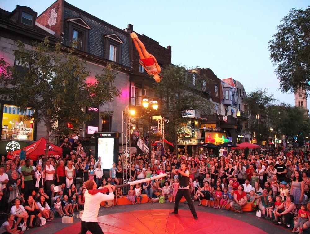 Crique, Montréal, Festival