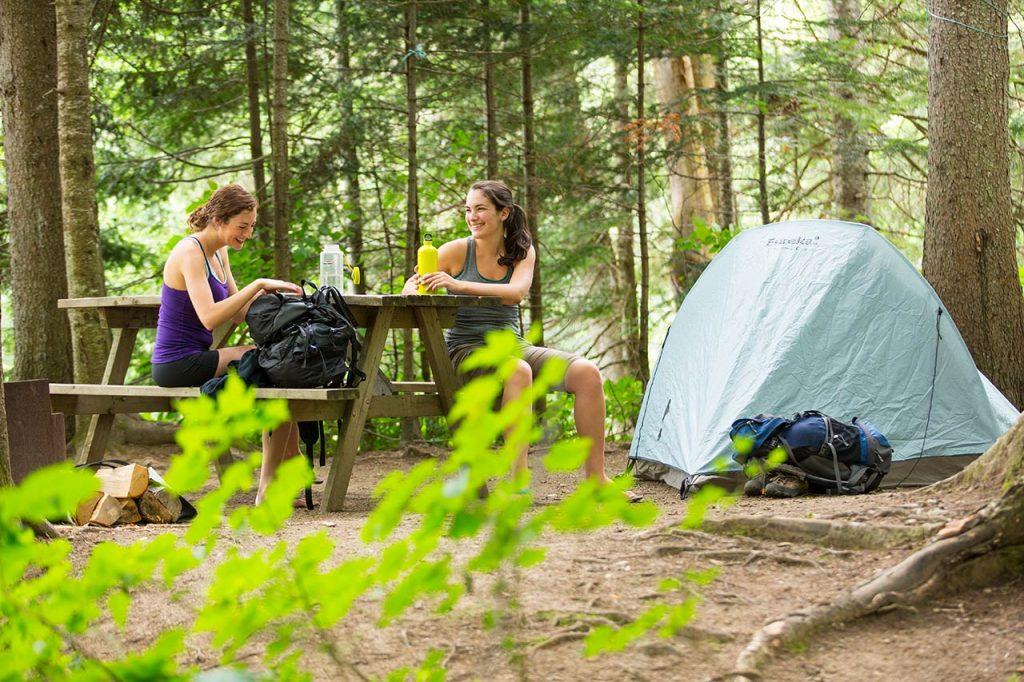 sepaq, camping