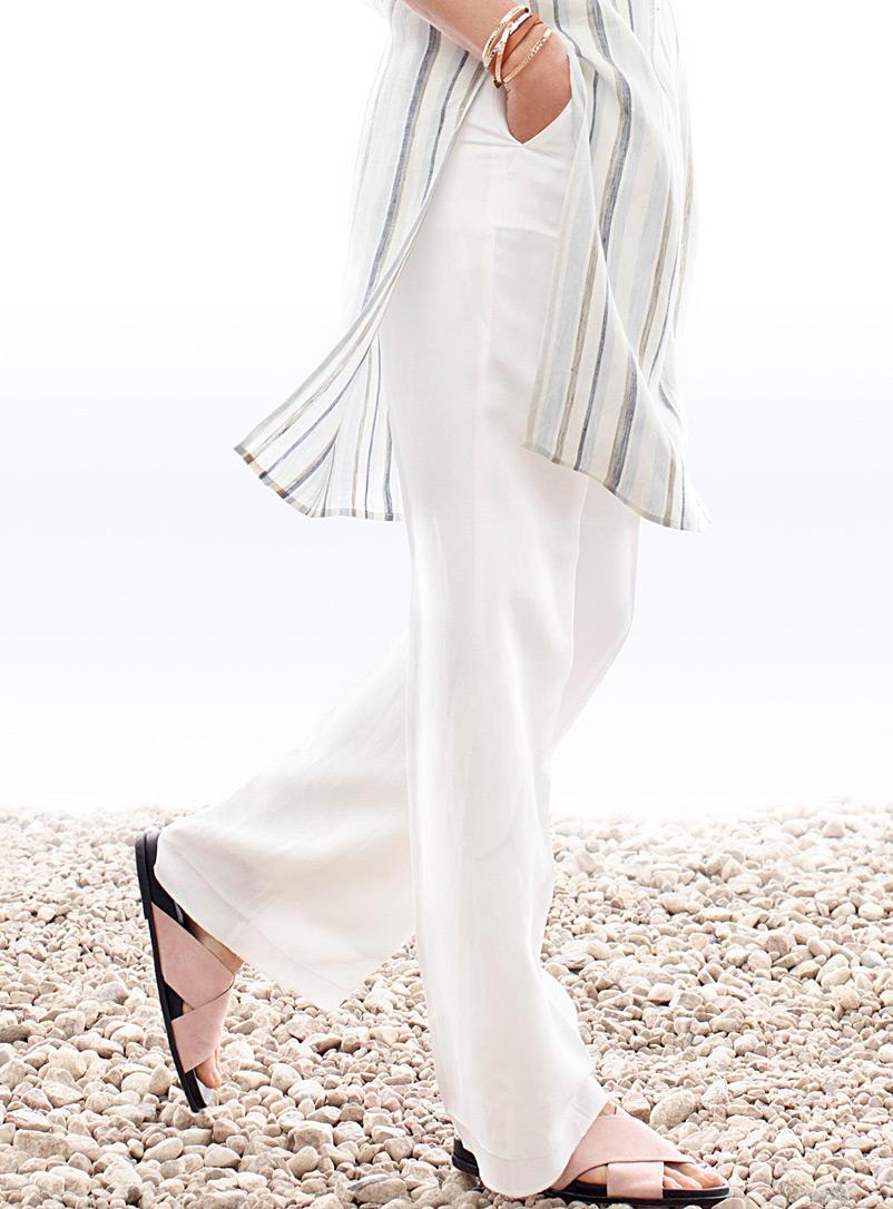 Mode, blanc, tendance