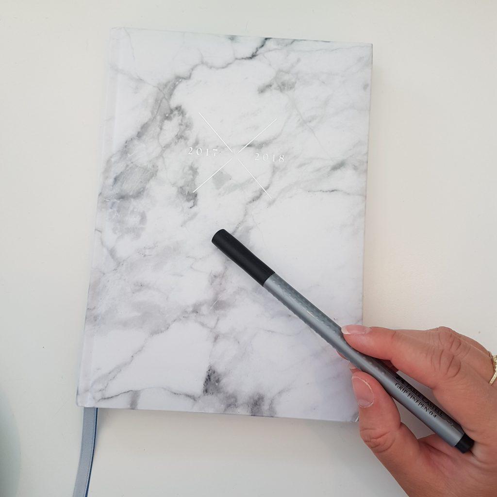 agenda, marbre, pierre belvédère