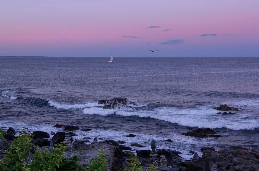 Promenade, Maine