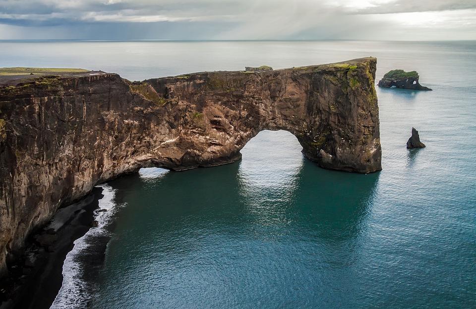Iceland, voyage