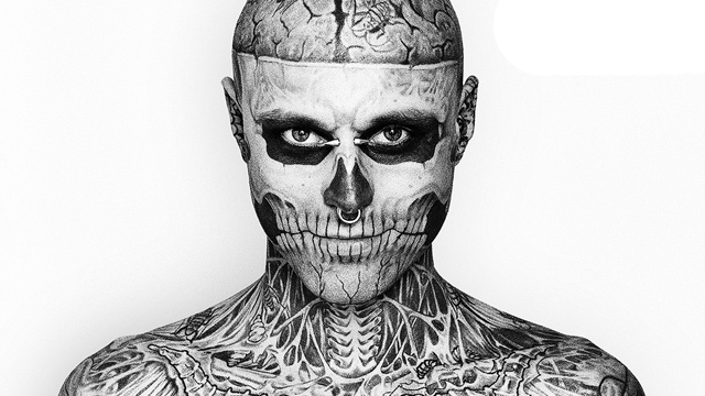 tattoo, corps