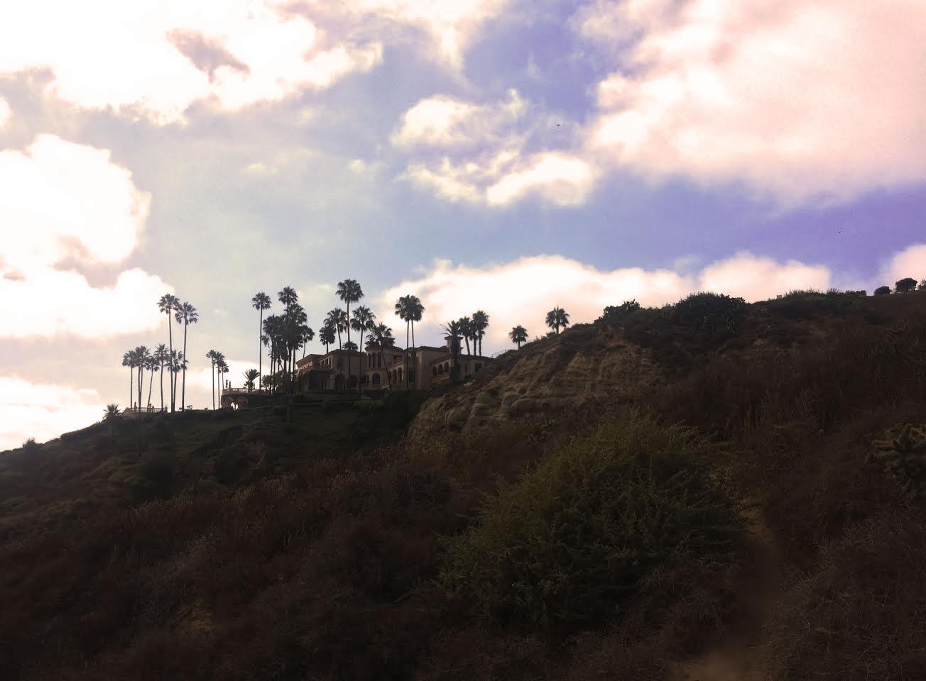 Californie, Aventure