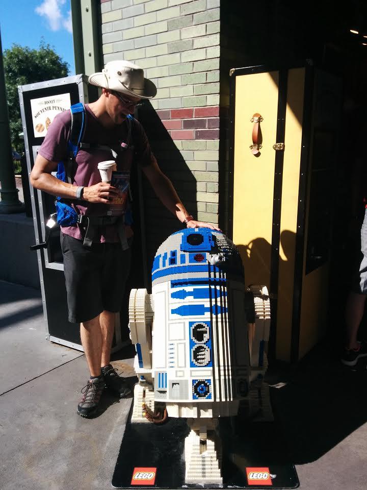 Disneyland, Couple, Voyage