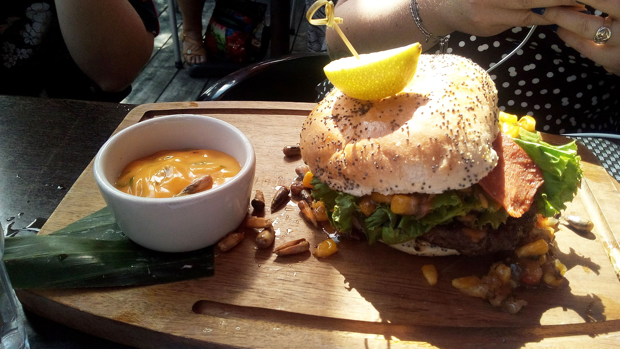 le délice, burger week, quebec