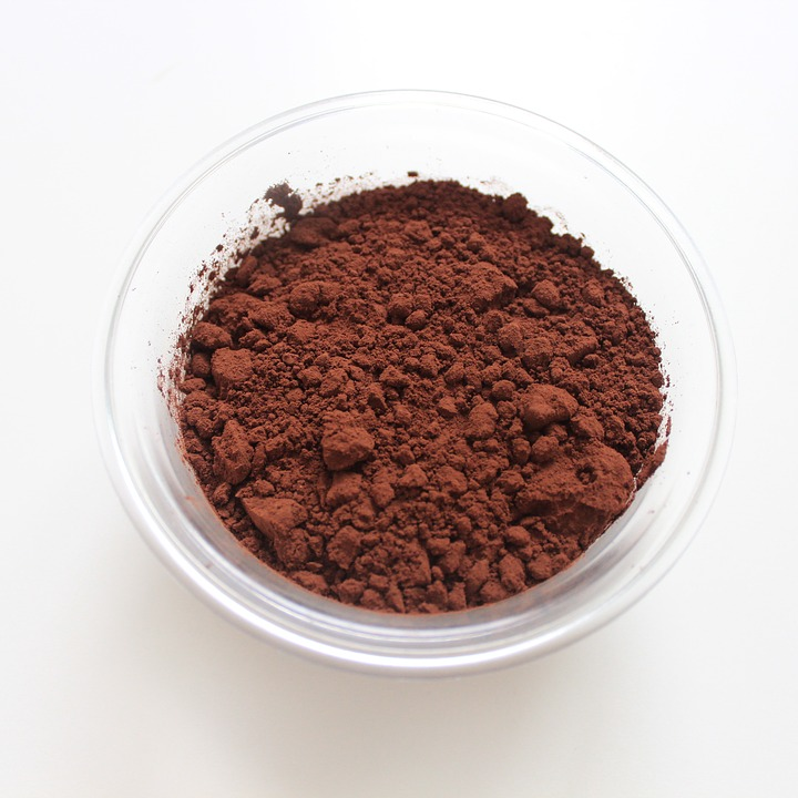 cacao exfoliants