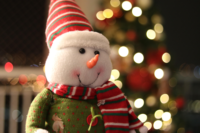 bonhomme de neige noel décoration