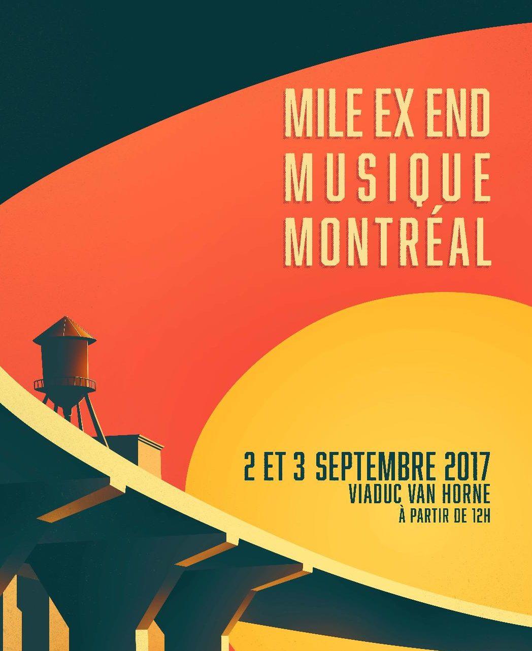 Festival musique, Mile-End