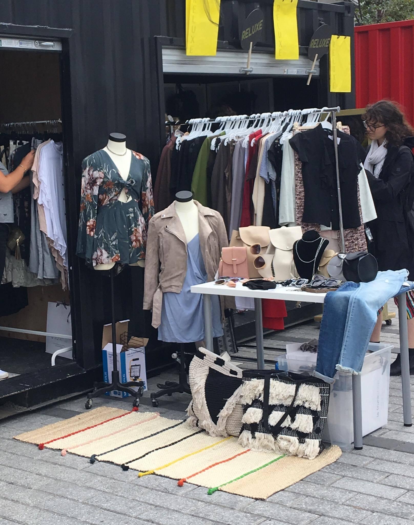 Festival FMD vêtements marque québécoise