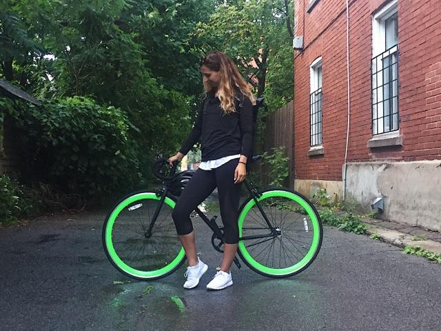 Vélo sports bicyclette
