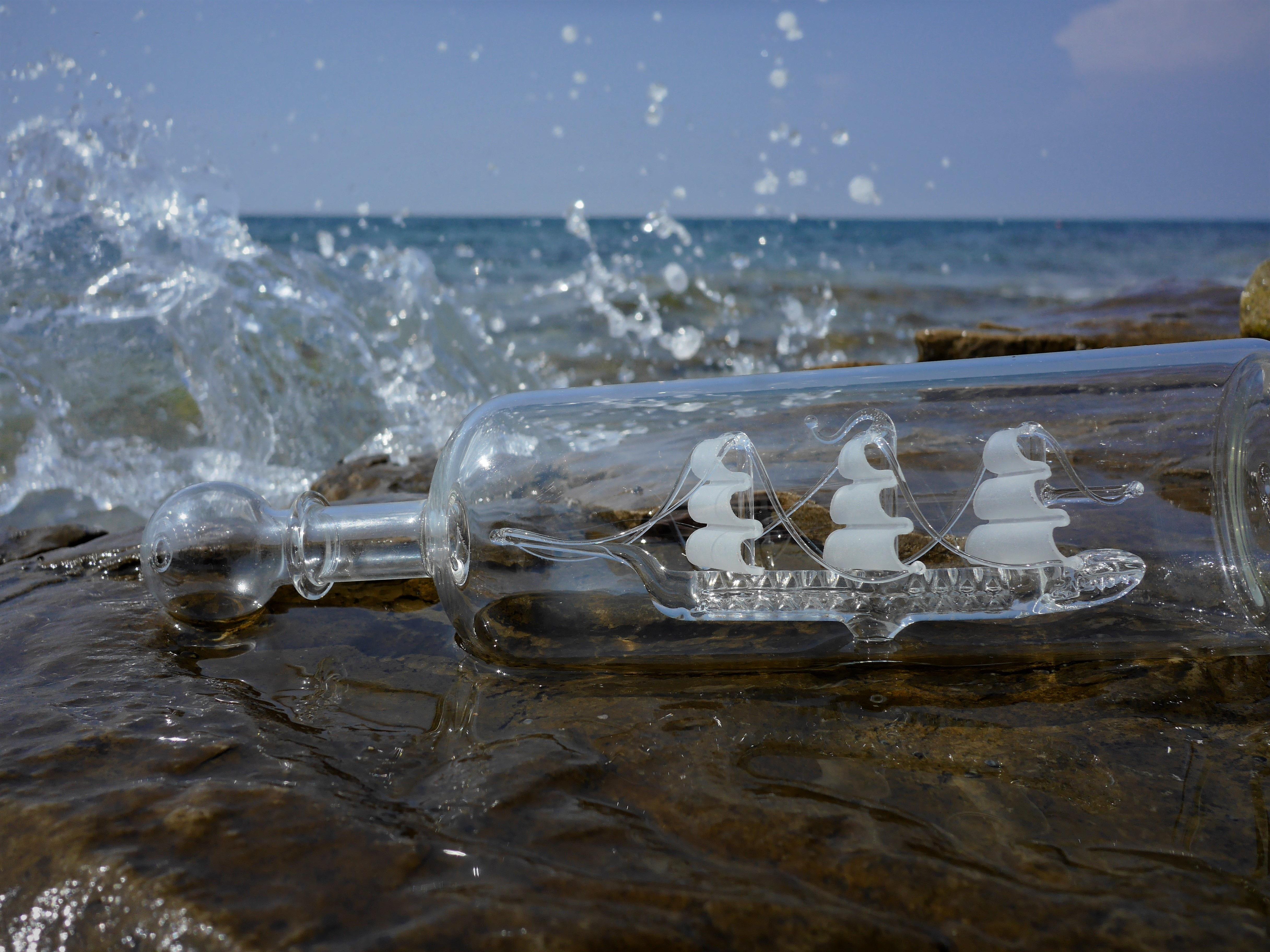 mer eau voyage