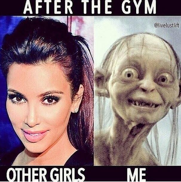 Réalités, Gym