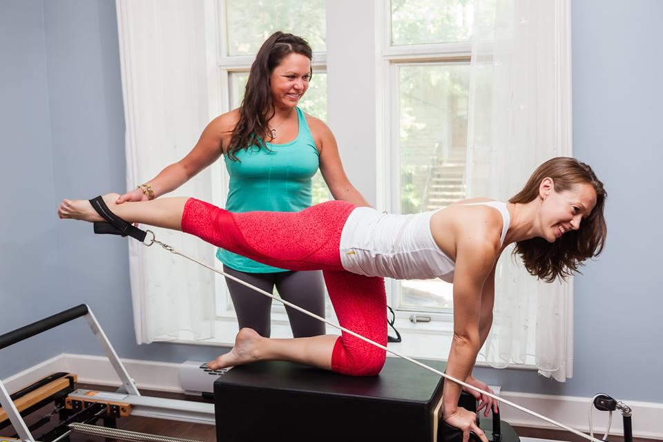 yoga pilates entrainement posture détente sport